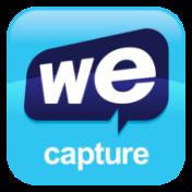 We-Capture Logo